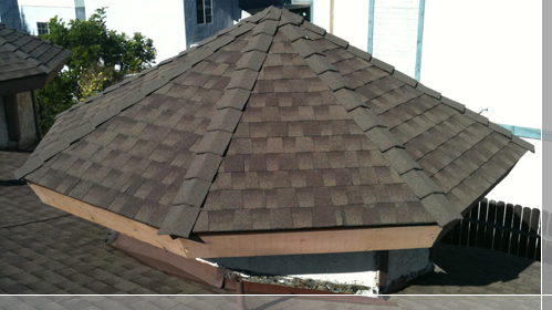 30 year GAF shingle roofing system -  Redondo Beach