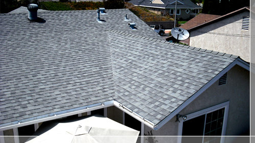 Residential 30 year GAF shingle roofing system with limited lifetime warranty - Torrance