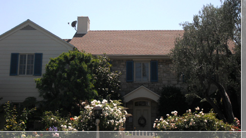 30 year GAF shingle roofing system - Beverly Hills