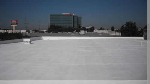 Title 24 Elastomeric Roof Coating Los Angeles Carson